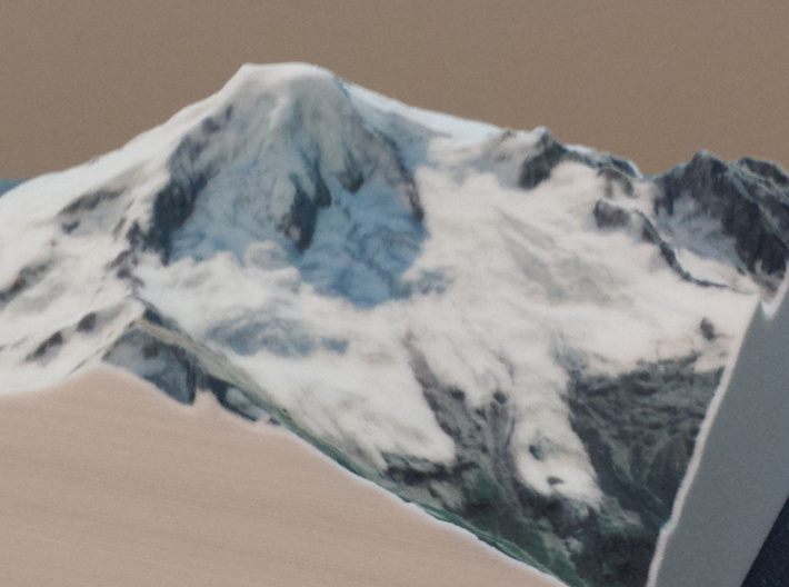Mt. Baker, Washington, USA, 1:50000 Explorer 3d printed Photo by D. Stockton