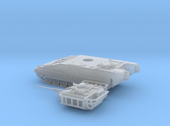 VCI-PIZARRO-F2-N-2piezas 3d printed