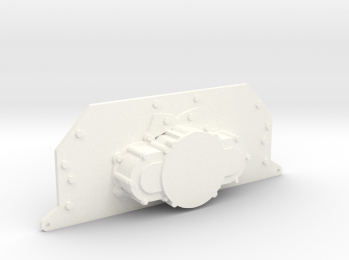 DualEngine 1/24 Transfer Case 3d printed