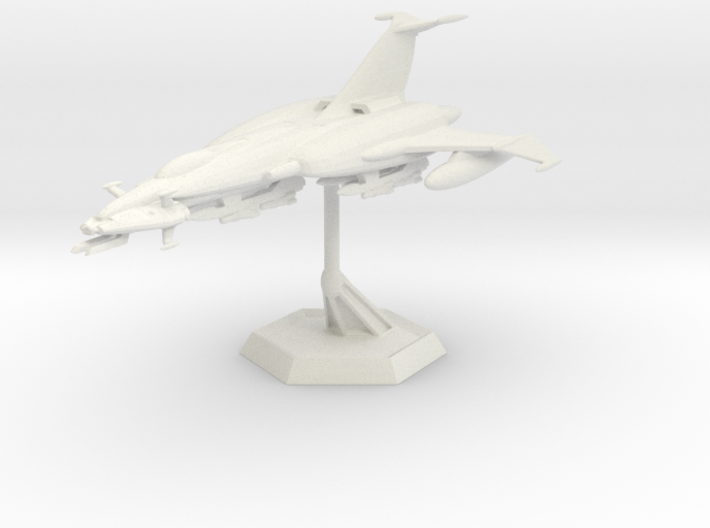 Star Sailers - Cosmo Tiger Zeta 3d printed