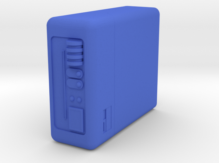 Tricorder, Closed (Star Trek Next Generation), 1/9 3d printed
