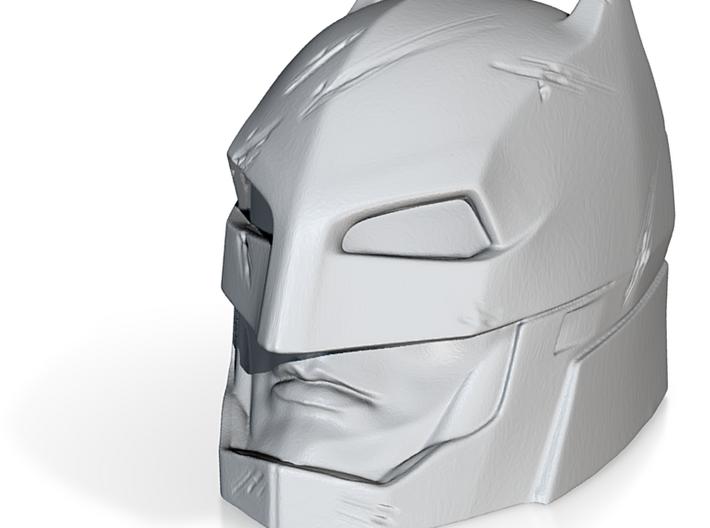 Batman Superpowers 80's Head 3d printed