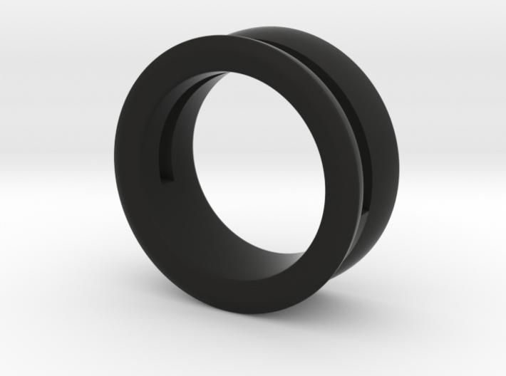 Modern+Offset Ring 3d printed
