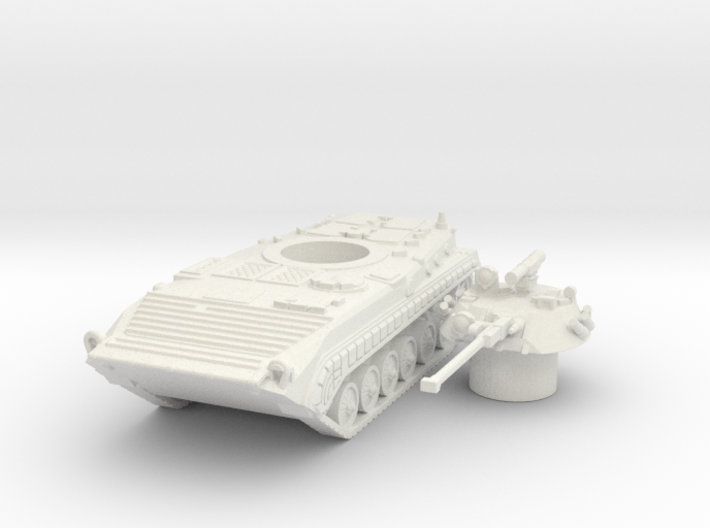 Bmp-1 tank (Russian) 1/87 3d printed