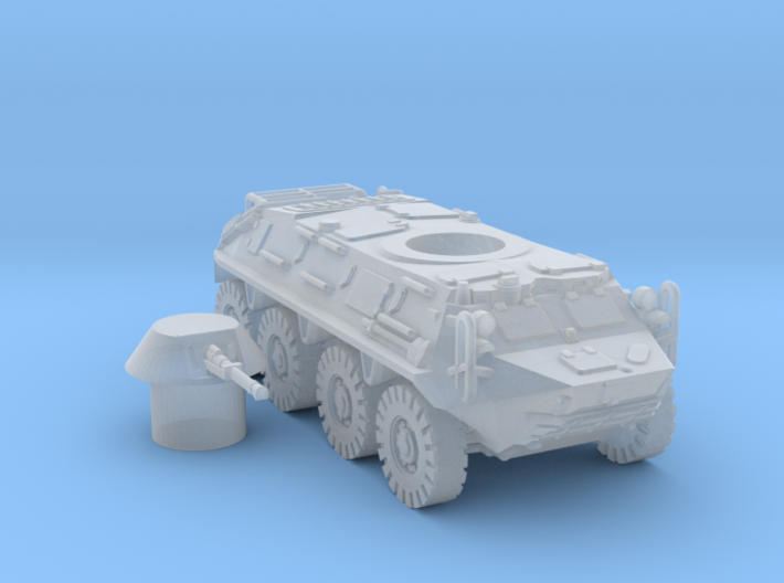 BTR- 60 vehicle (Russian) 1/200 3d printed