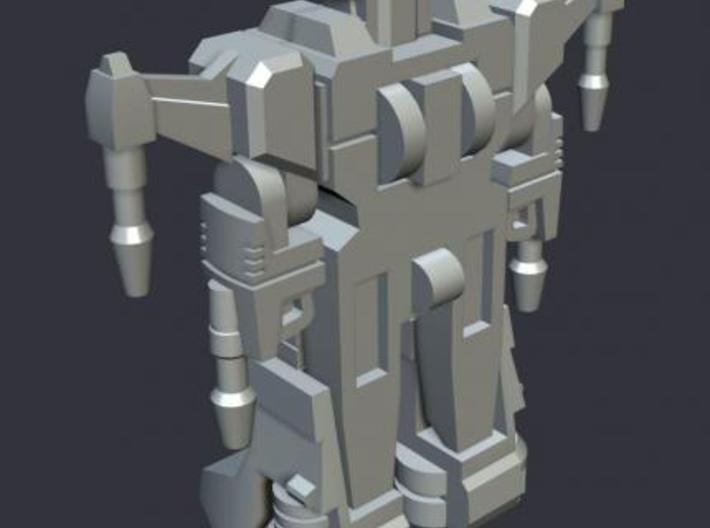 WST Topspin 3d printed Description