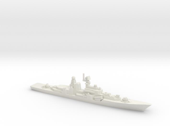 PLAN Hang Zhou DDG (2016 Modernization), 1/2400 3d printed