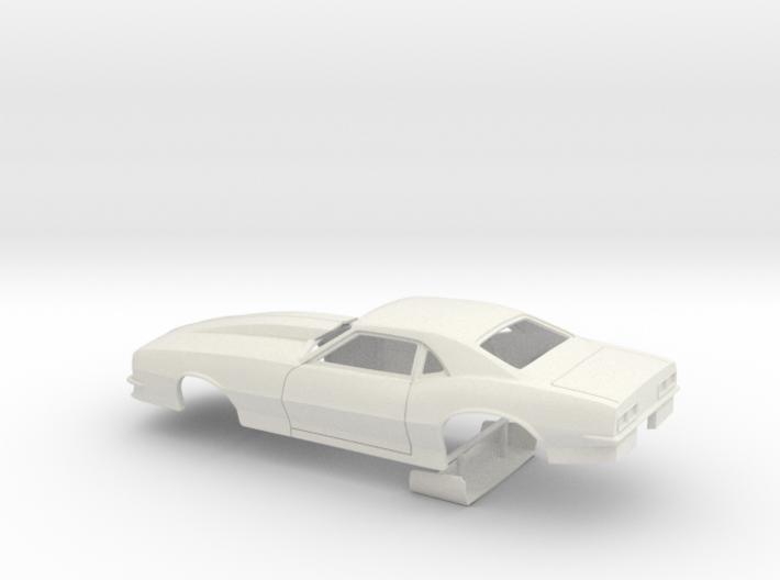 1/24 Pro Mod 68 Camaro 3d printed