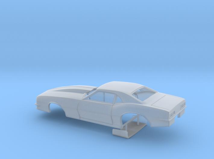 1/43 Pro Mod 68 Camaro 3d printed