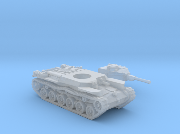 ShinHoTo Tank (Japan) 1/200 3d printed
