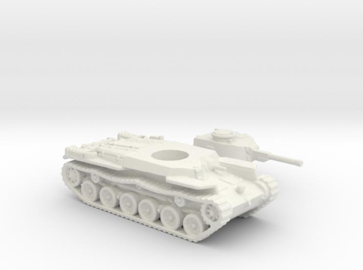 ShinHoto Tank (Japan) 1/144 3d printed