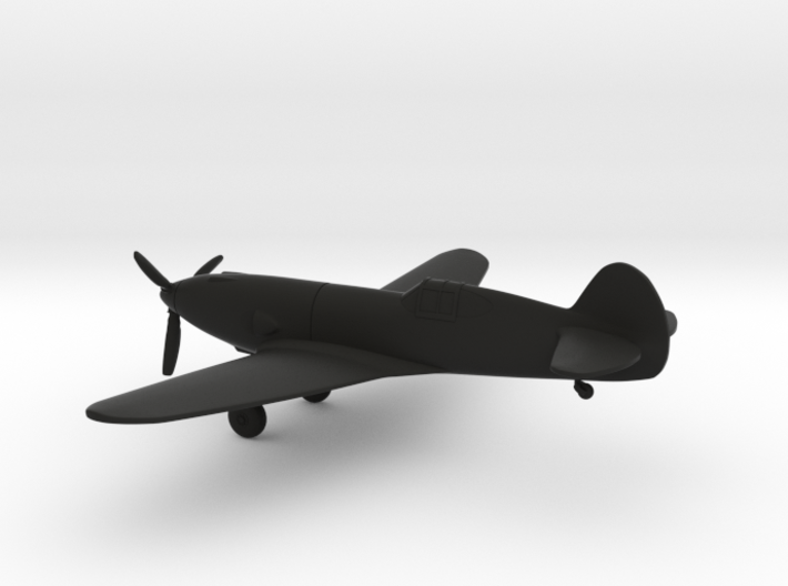 Curtiss YP-37 3d printed