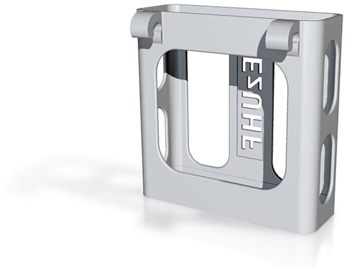 EzUHF Holder Type 2 (red bands version) 3d printed