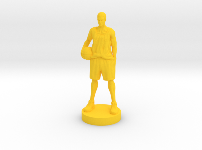 Slam Dunk Sakuragi 25mm 3d printed