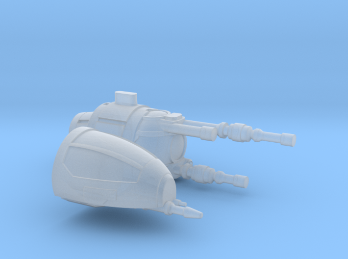 Prototype B-wing Conversion Kit 3d printed