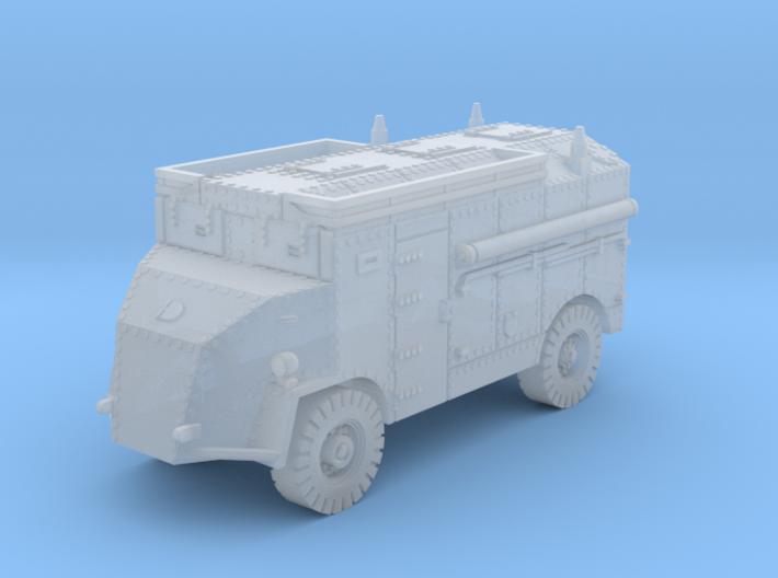 Dorchester AEC 4x4 (British) 1/200 3d printed