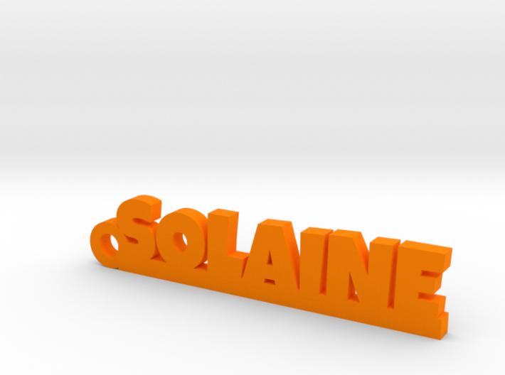 SOLAINE Keychain Lucky 3d printed