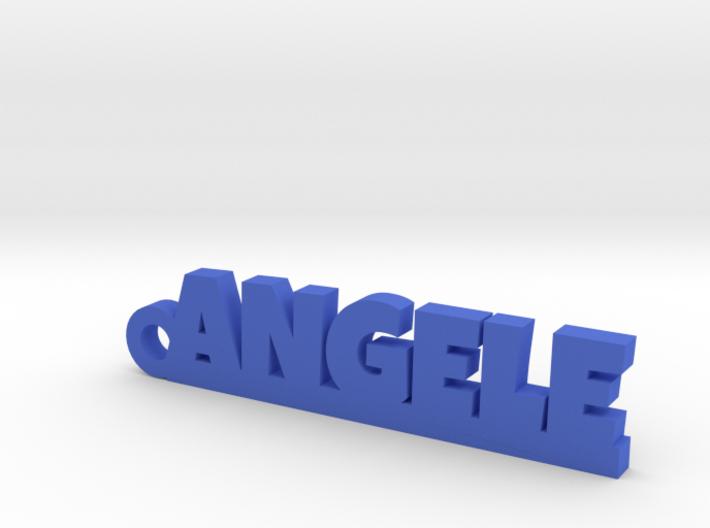 ANGELE Keychain Lucky 3d printed