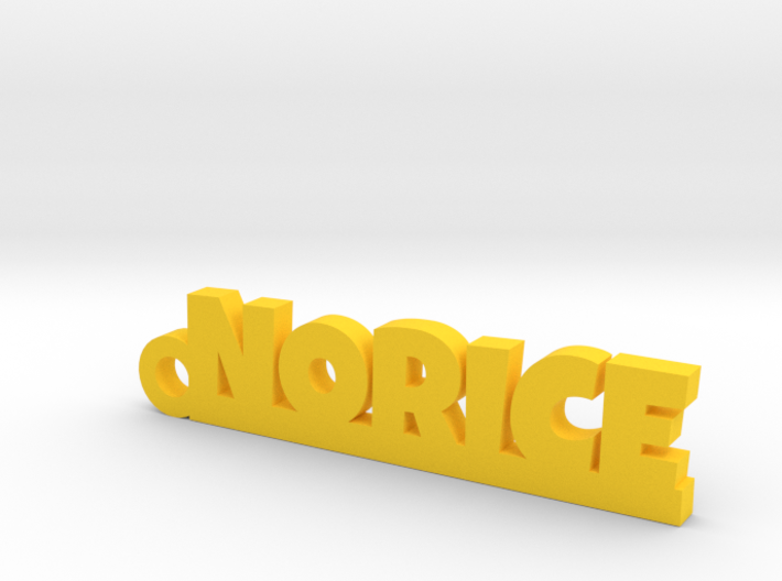 NORICE Keychain Lucky 3d printed