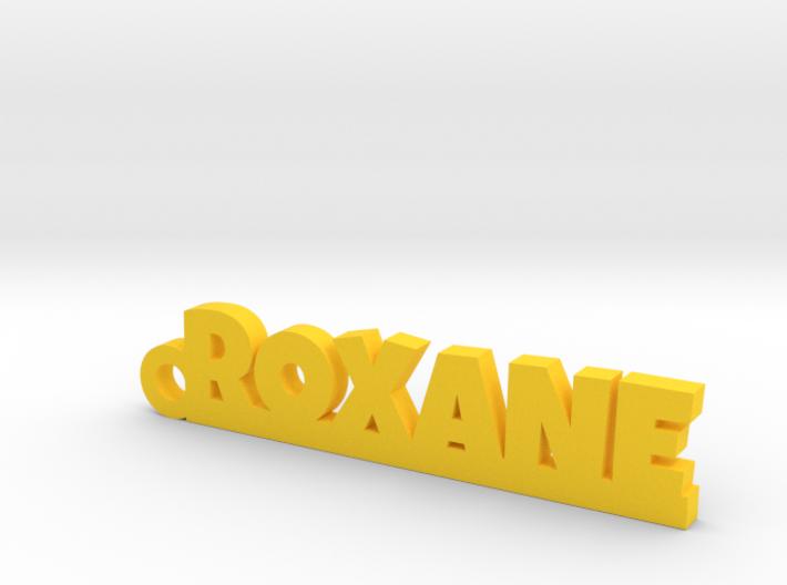 ROXANE Keychain Lucky 3d printed