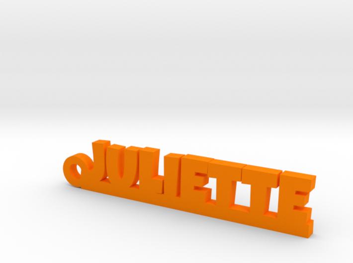 JULIETTE Keychain Lucky 3d printed