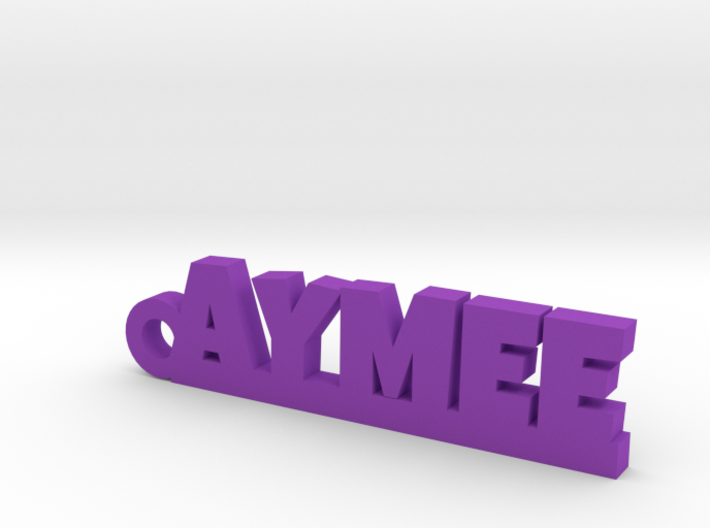 AYMEE Keychain Lucky 3d printed