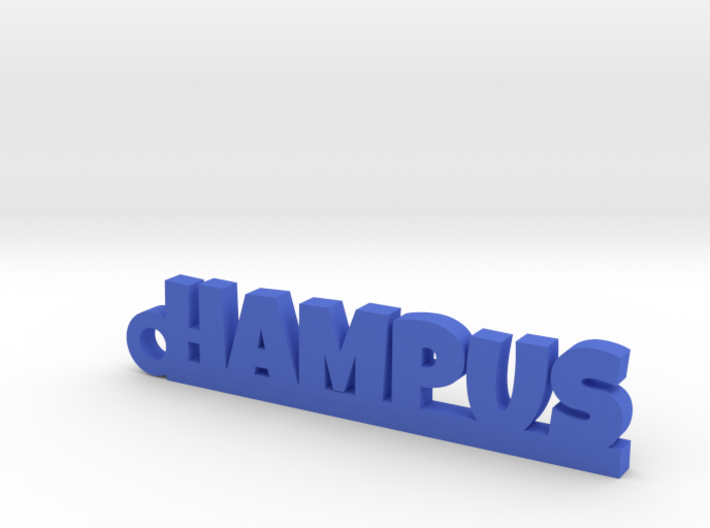 HAMPUS Keychain Lucky 3d printed