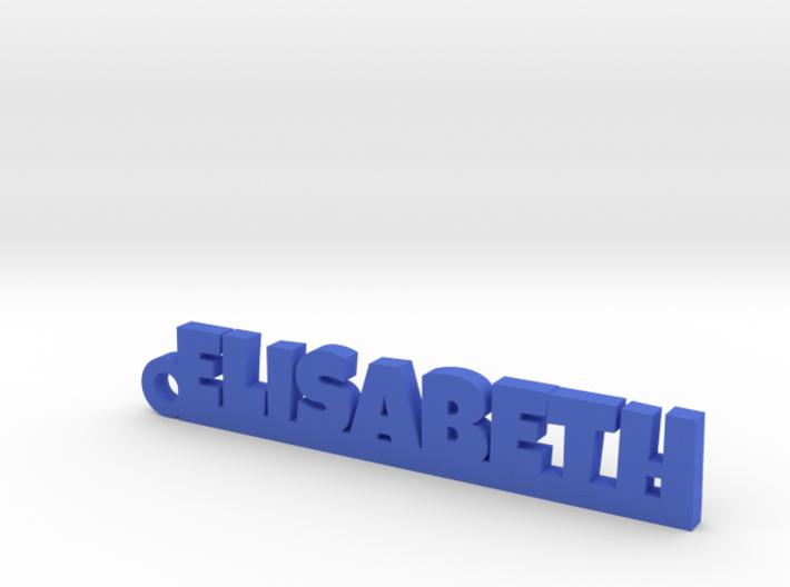 ELISABETH Keychain Lucky 3d printed
