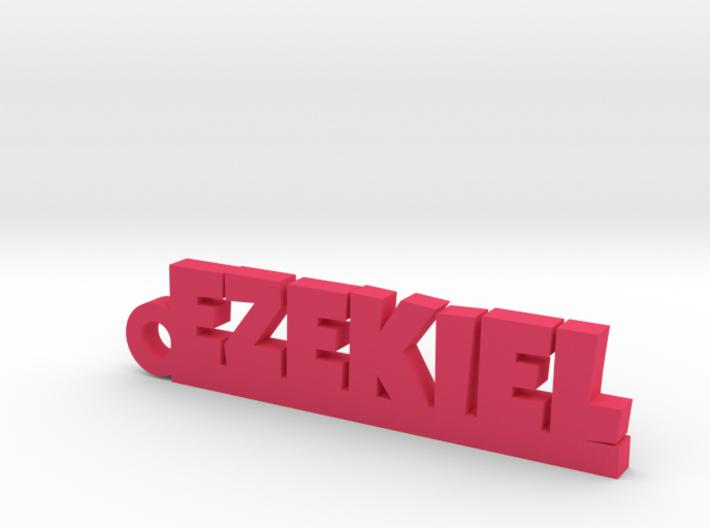 EZEKIEL Keychain Lucky 3d printed