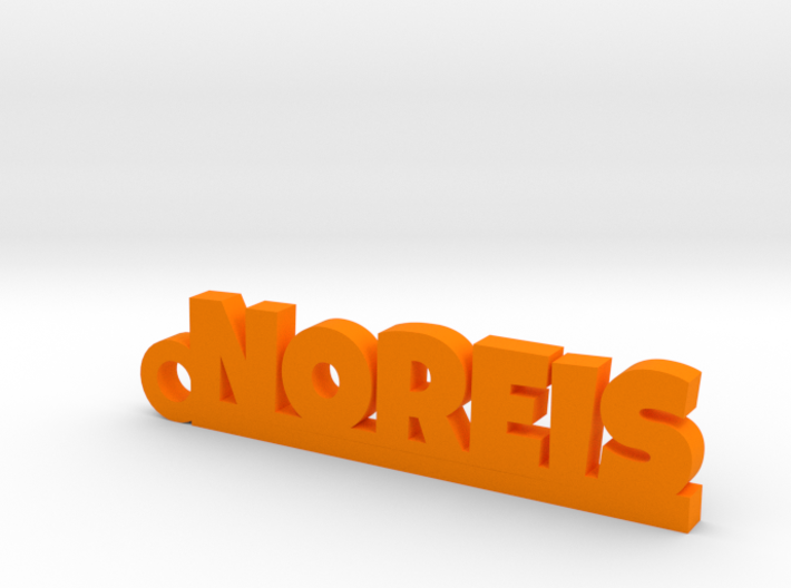 NOREIS Keychain Lucky 3d printed