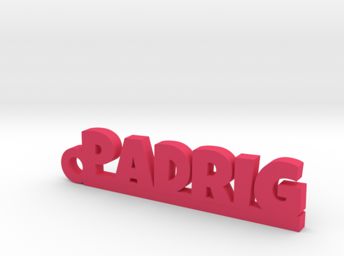 PADRIG Keychain Lucky 3d printed