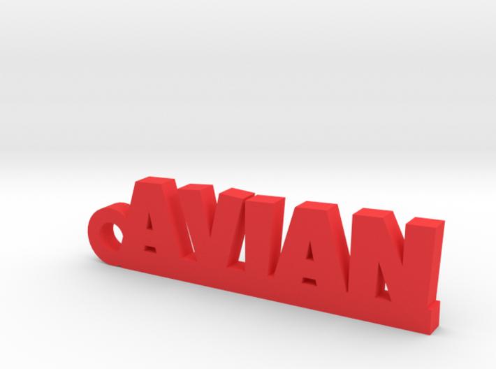 AVIAN Keychain Lucky 3d printed