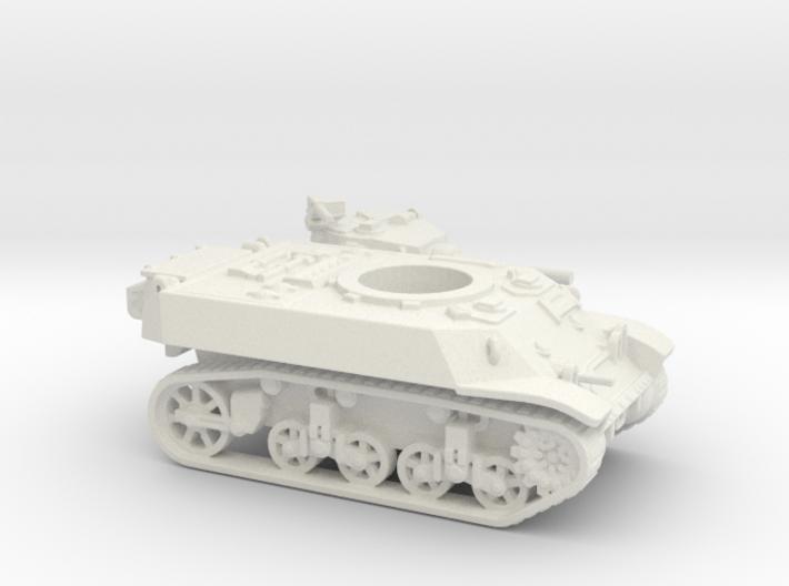 M3 Stuart tank (USA) 1/100 3d printed