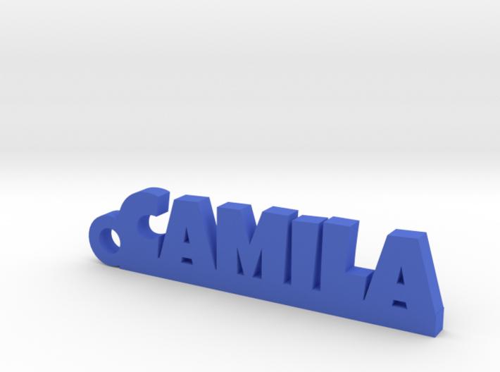 CAMILA Keychain Lucky 3d printed