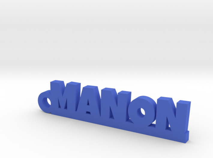 MANON Keychain Lucky 3d printed