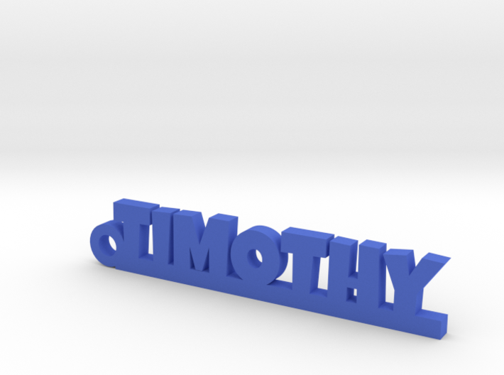 TIMOTHY Keychain Lucky 3d printed