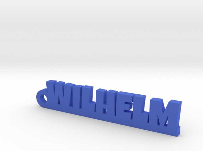 WILHELM Keychain Lucky 3d printed