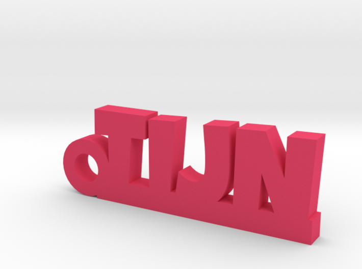 TIJN Keychain Lucky 3d printed