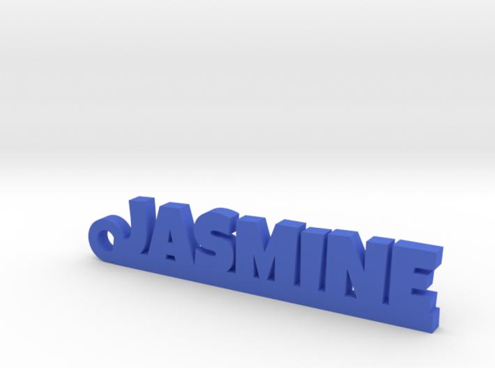 JASMINE Keychain Lucky 3d printed