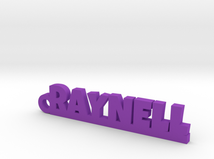 RAYNELL Keychain Lucky 3d printed