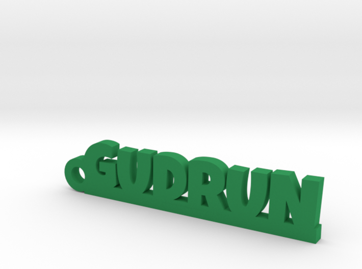 GUDRUN Keychain Lucky 3d printed
