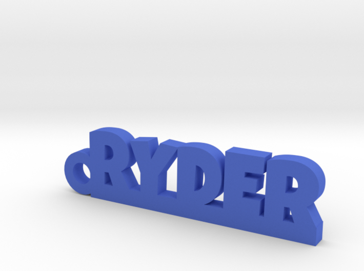 RYDER Keychain Lucky 3d printed