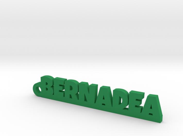 BERNADEA Keychain Lucky 3d printed