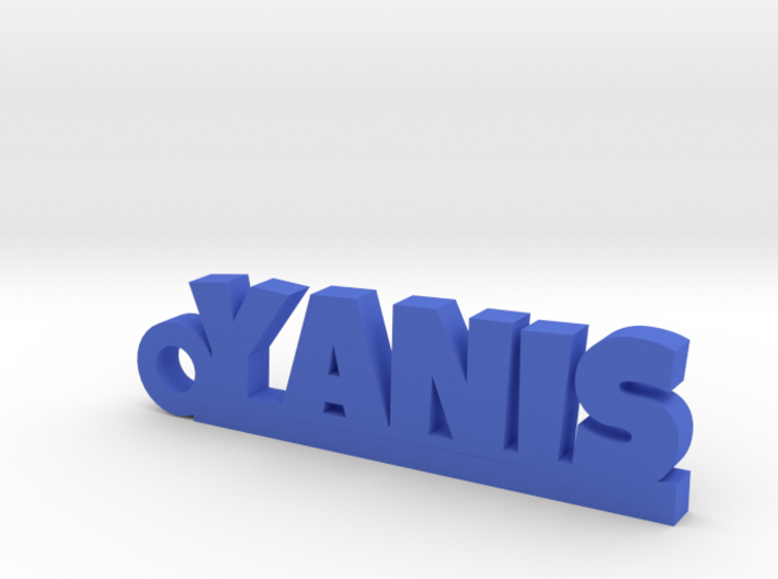 YANIS Keychain Lucky 3d printed