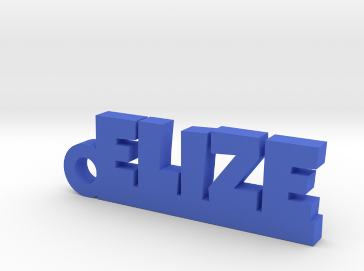 ELIZE Keychain Lucky 3d printed