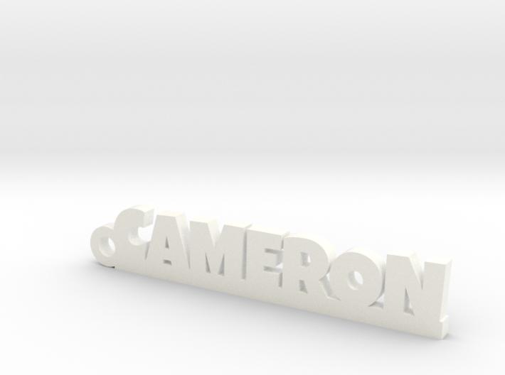 CAMERON Keychain Lucky 3d printed