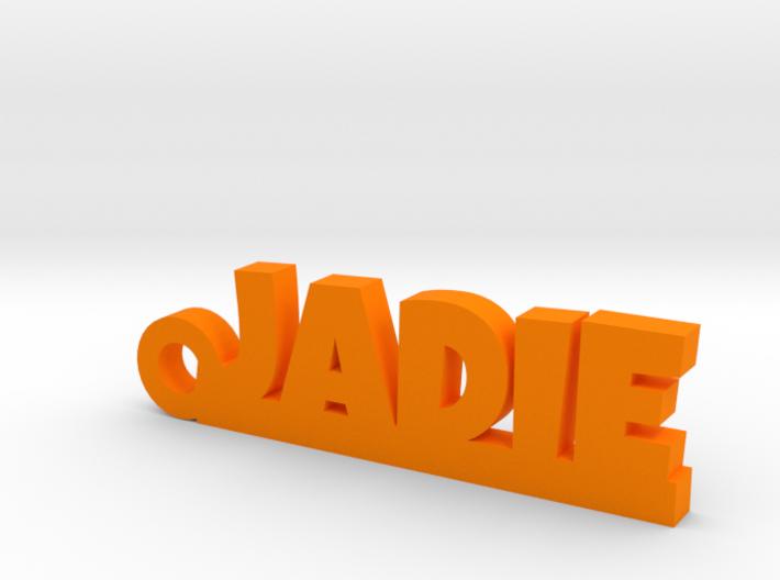 JADIE Keychain Lucky 3d printed