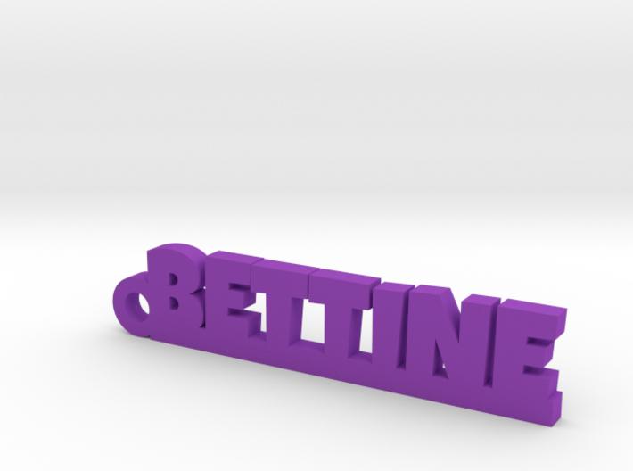 BETTINE Keychain Lucky 3d printed