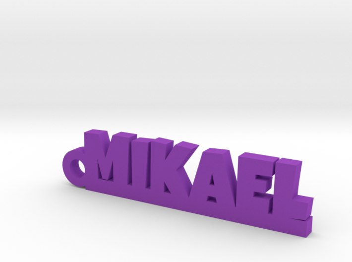 MIKAEL Keychain Lucky 3d printed
