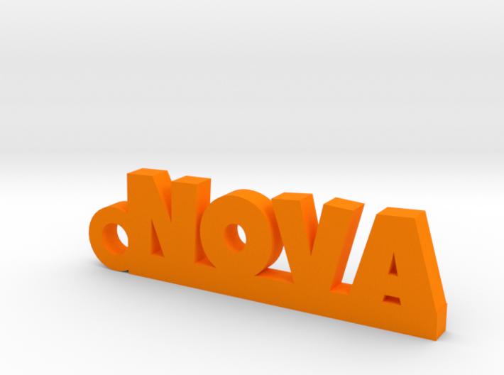 NOVA Keychain Lucky 3d printed